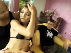 Cute Asian Cheats on Her Husband