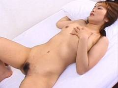 Asian Teen Striptease